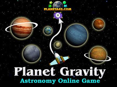 Планетарна Гравитация Игра