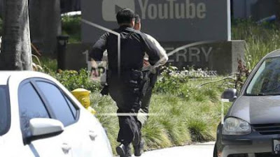 Gun Fire At YouTube Head Office