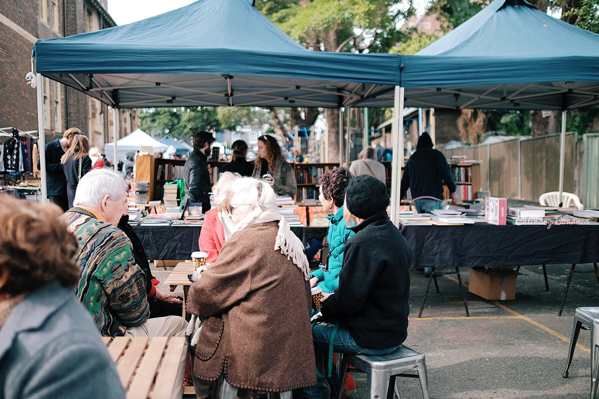 Rozelle Collector's Market (www.culinarybonanza.com)