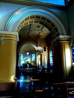 Interior da Catedral São José, Criciúma