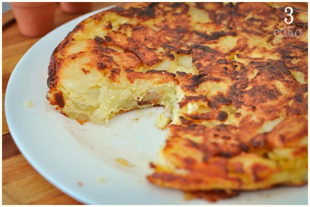tortilha espanhola receita