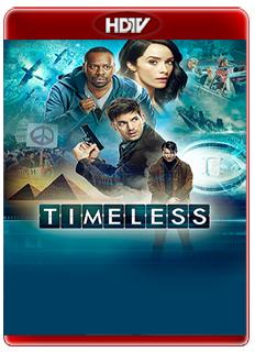 Download TimeLess (2016) 1ª Temporada Torrent HDTV 720p Legendado