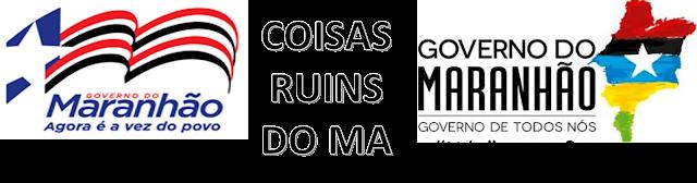 Coisas ruins e coisas boas do Maranhão que aos poucos foram contaminadas pela politicalha e interesses escusos