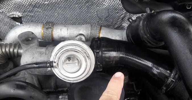 Volksmasters Pressure Hose Trouble