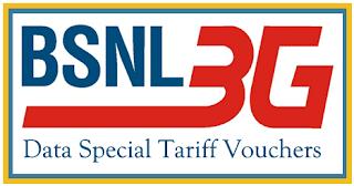 BSNL 3G Plans at Online Recharge Portal