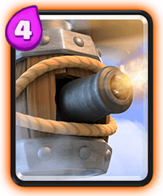 Carta da Máquina Voadora do Clash Royale