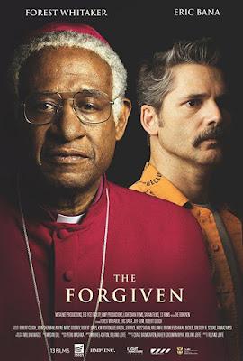 The Forgiven 2017 DVD R1 NTSC Sub