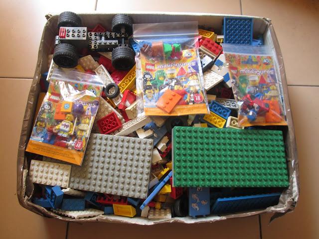 LEGO na Feira da Ladra