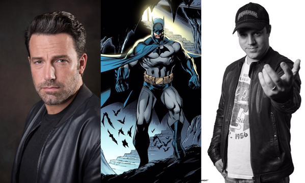 Em entrevista Geoff Johns está produzindo roteiro de novo filme de Batman