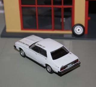 Tomica Limited Vintage  LV-N111b Nissan Skyline  Diesel