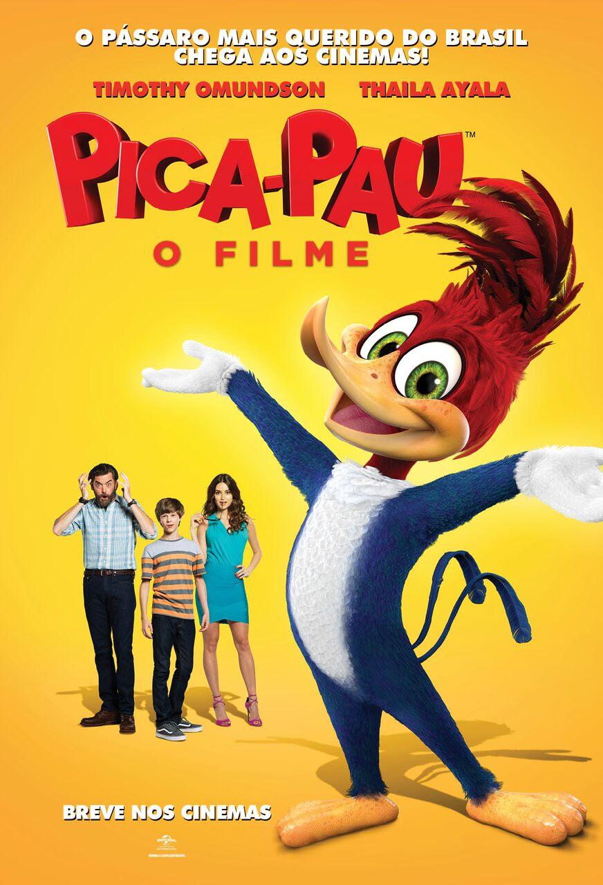 Pica-Pau: O Filme Legendado