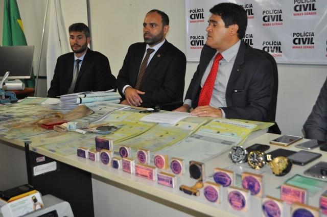 Operação Galézia prende grupo criminoso que roubou milhões em seguros DPVAT