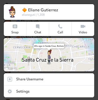 Cómo saber si un usuario te sigue en Snapchat