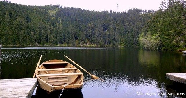 Lago Mummelssee, Selva Negra, Alemania
