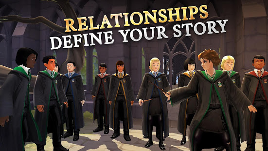 Harry Potter: Hogwarts Mystery Mod Apk Full