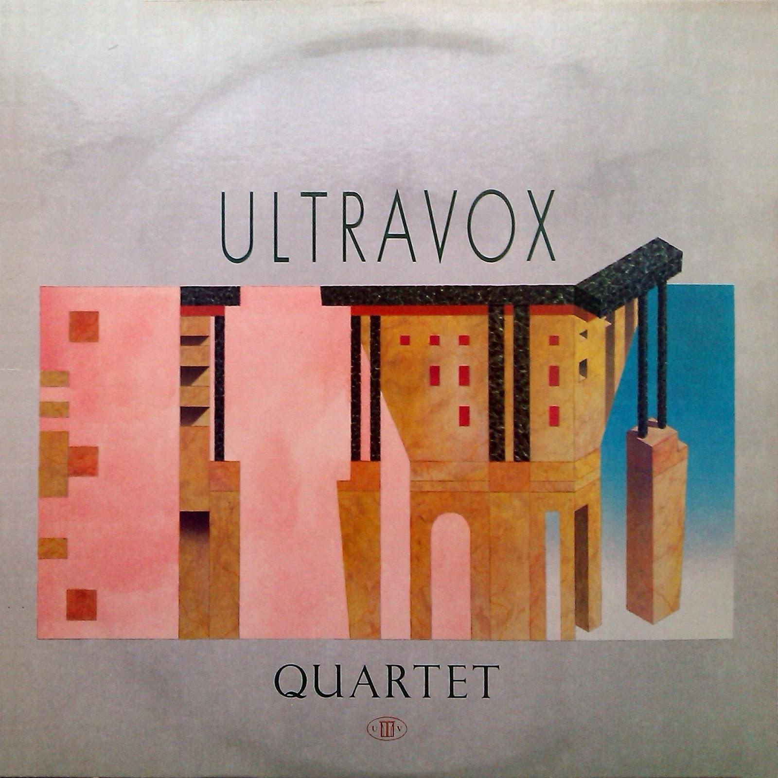 Rockronolog 237 A 1982 Quartet Ultravox