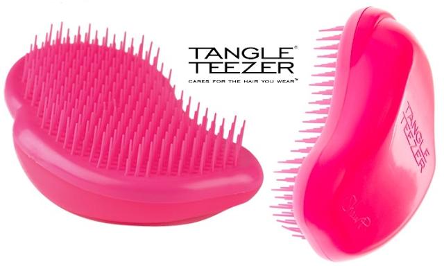 NIE dla szczotki  Tangle Teezer która zniszczyła mi włosy.