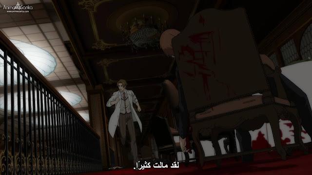 فيلم انمى Kuroshitsuji Movie بلوراي 1080P مترجم اون لاين تحميل و مشاهدة