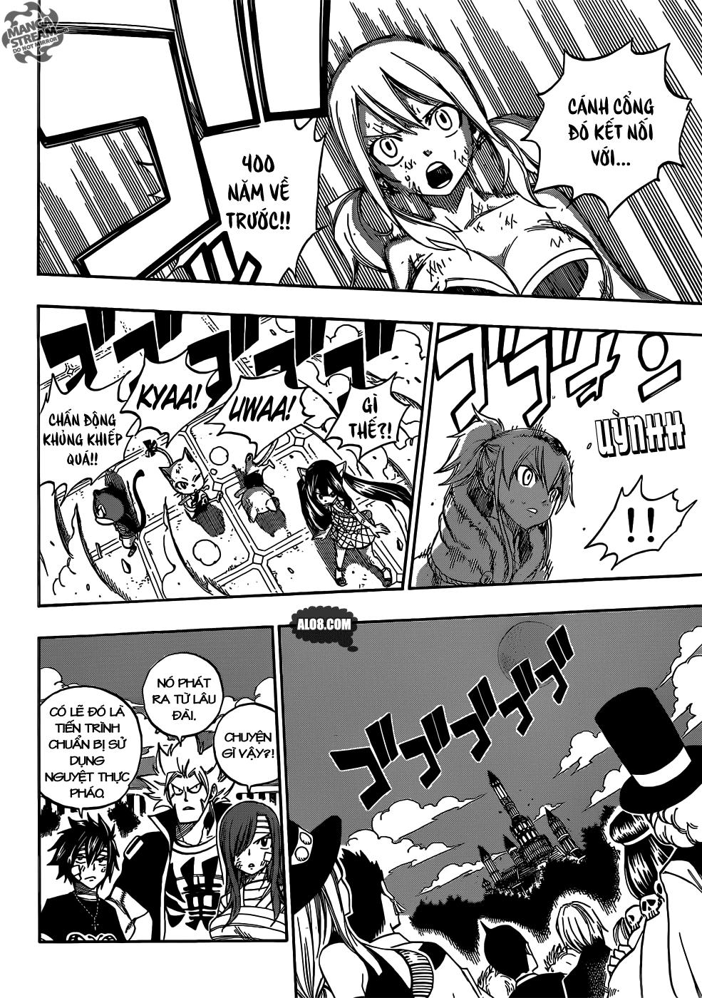 Fairy Tail chap 327 trang 4