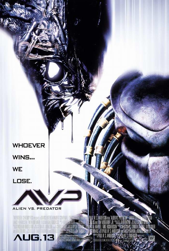 AVP: Alien vs. Predator (2004) เอเลียน ปะทะ พรีเดเตอร์ สงครามชิงเจ้ามฤตยู