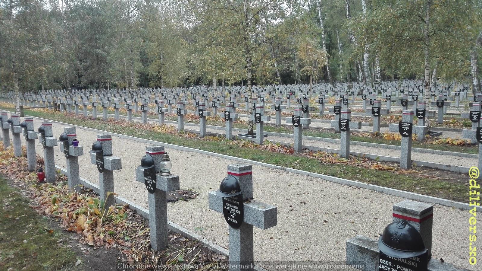 1# ZuzTrip: Warszawa [7-8.10], czyli Cmentarz Powązki i Pałac w Wilanowie
