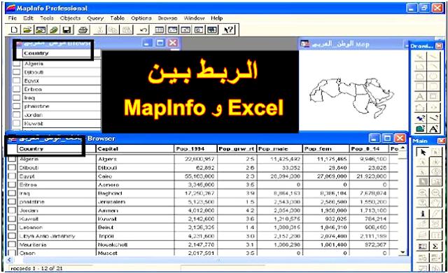Mapinfo