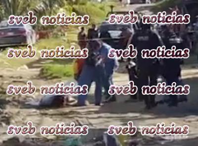 Hallan un ejecutado con narcomensaje en Martinez de la Torre Veracruz