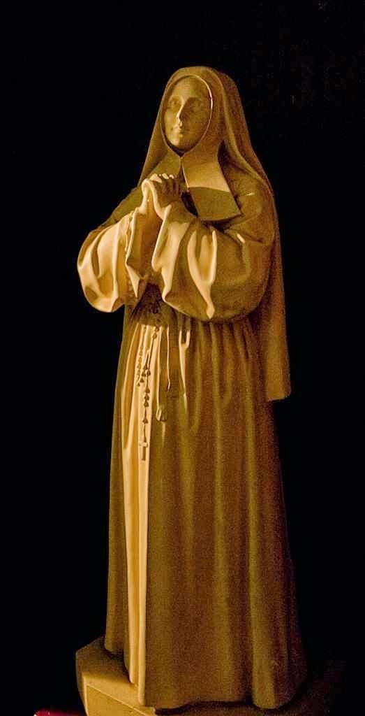 Santa Bernadette Soubirous, Moret-sur-Loing.