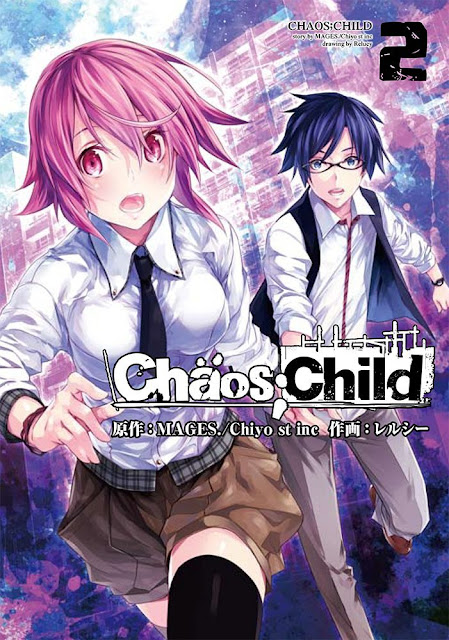 Chaos;Child manga vol 2