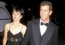 Mel Gibson dan Robyn Moore