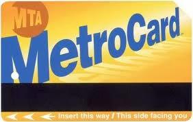 MetroCard NY