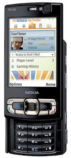 Harga Nokia N95