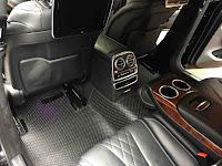 Thảm lót sàn Mercedes S400