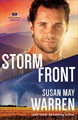 Book Review: Storm Front, by Susan May Warren, 2 stars