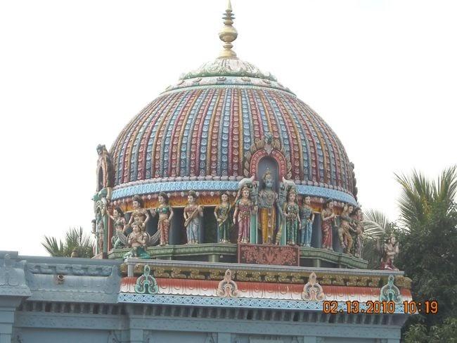 Sri Vanamutti Perumal Temple Vimanam