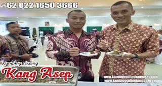 Stall Catering di Bandung