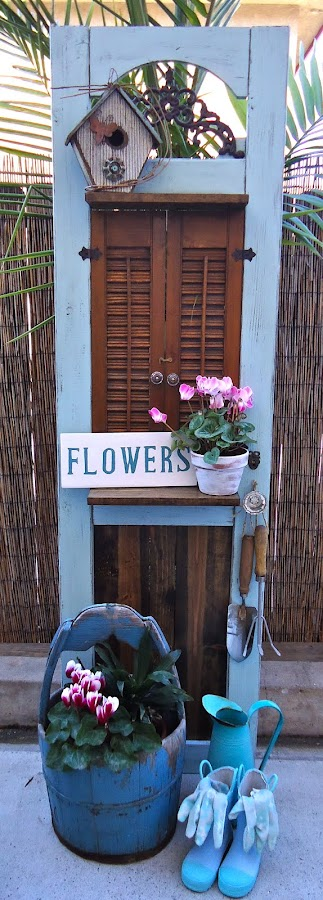 Charming Rustic Style Door - SOLD