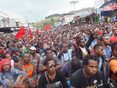 Dewan HAM PBB Menyoroti Pelanggaran HAM di Papua