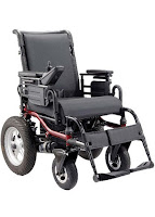 Conqueror RS2 Power wheelchair