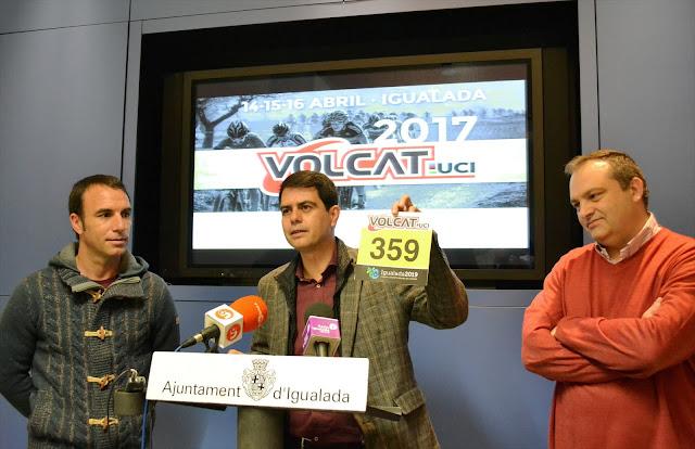 La VolCAT 2017