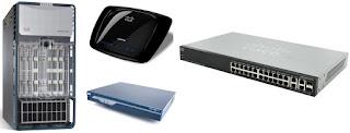 Equipos de la marca Cisco System