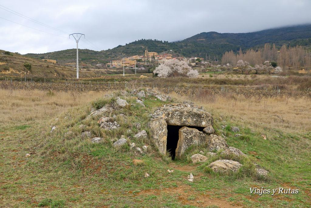 Dolmen de la Cascaja, La Rioja