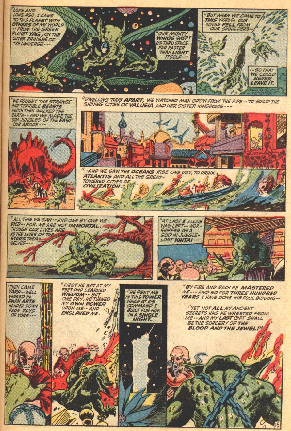 Conan the Barbarian (1970) Issue #4 #16 - English 16