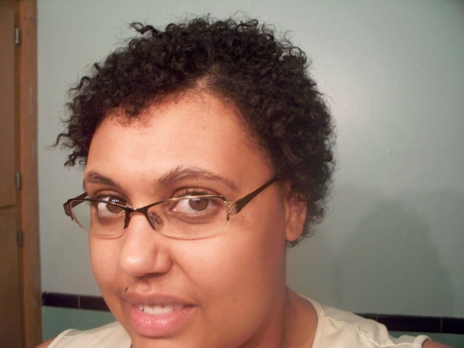 Jen Going Natural: Flat Twist Out
