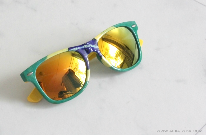Lipton ice tea World Cup Brazil sunglasses