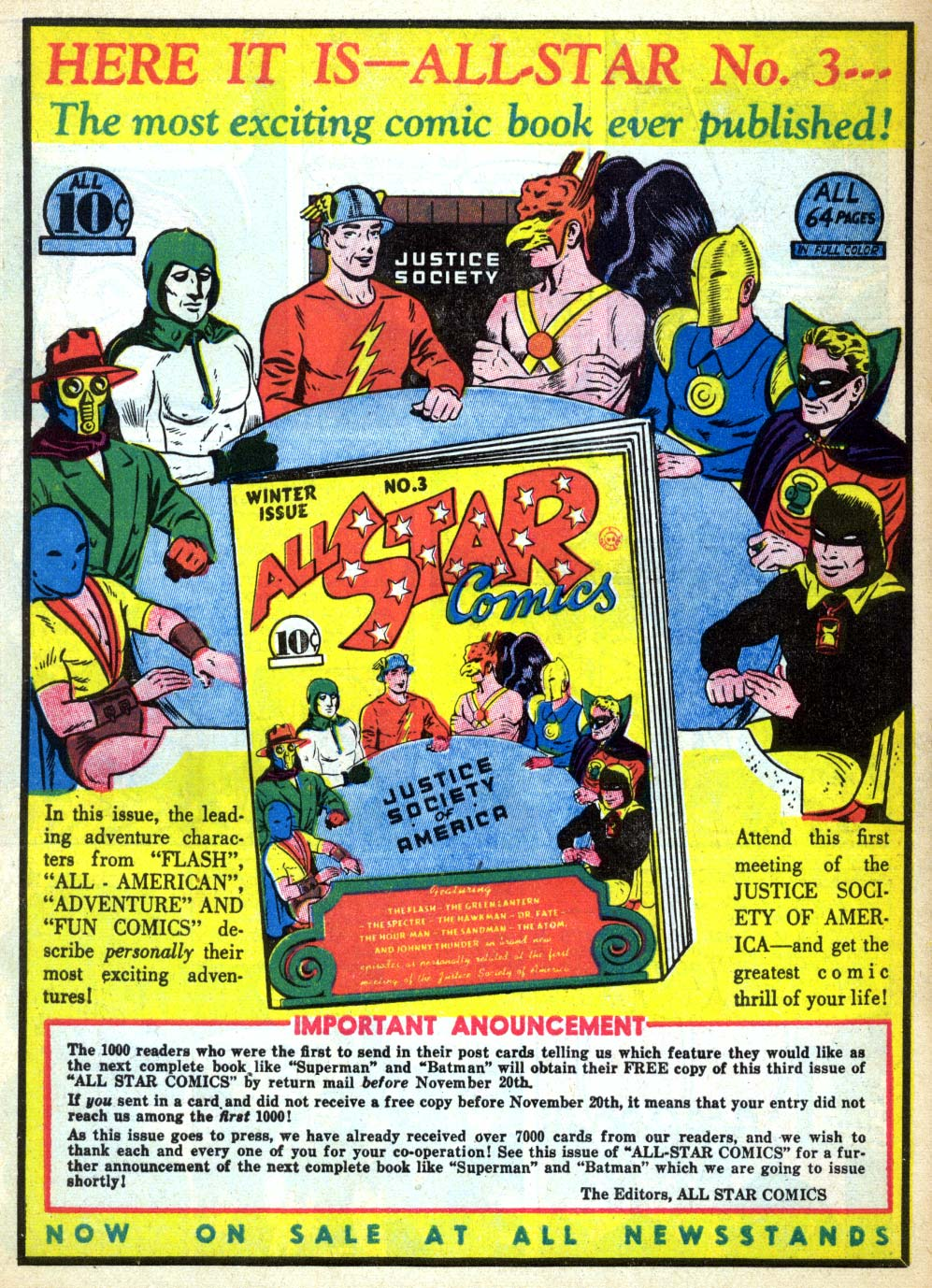 Read online All-American Comics (1939) comic -  Issue #22 - 66
