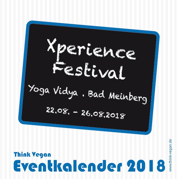 Xperience Festival . Eventkalender 2018