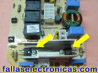 tarjeta electrónica lavadora mabe