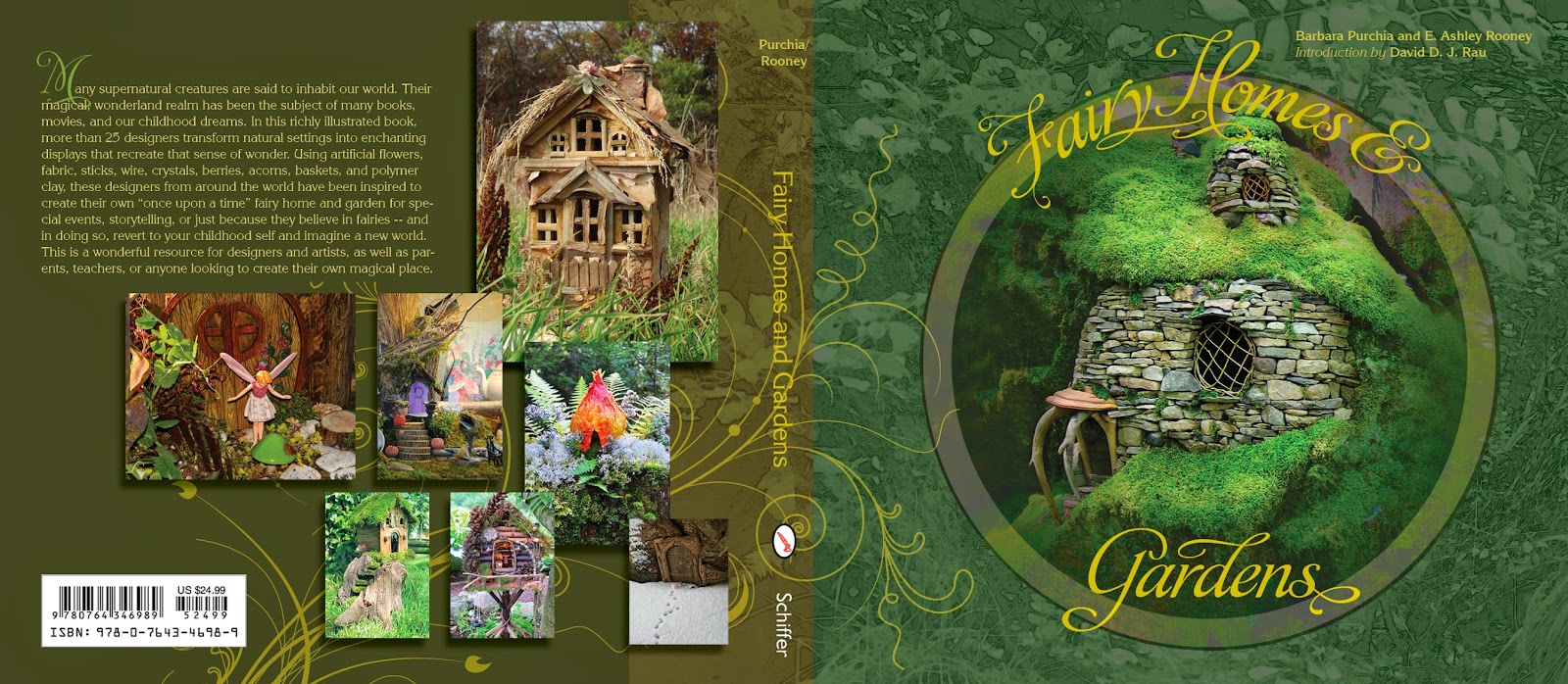 Fairy Homes And Gardens Cover