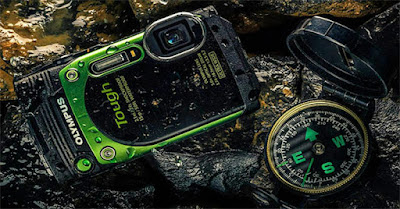 Olympus TG-870, Olympus Stylus TG-870, weather-sealed body, waterproof camera, Full HD video, outdoor camera